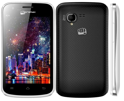 Micromax Bolt A34 Mobile Price In Nepal