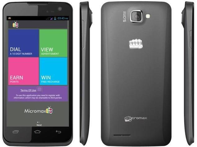 Micromax Bolt A59 Mobile Price In Nepal