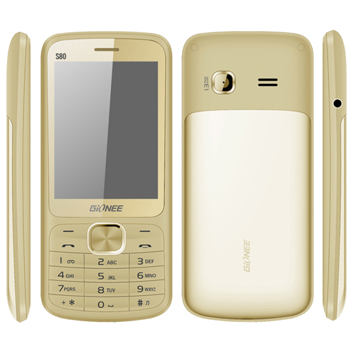 Gionee S80 Mobile