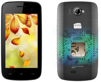 Micromax Canvas Engage Mobile