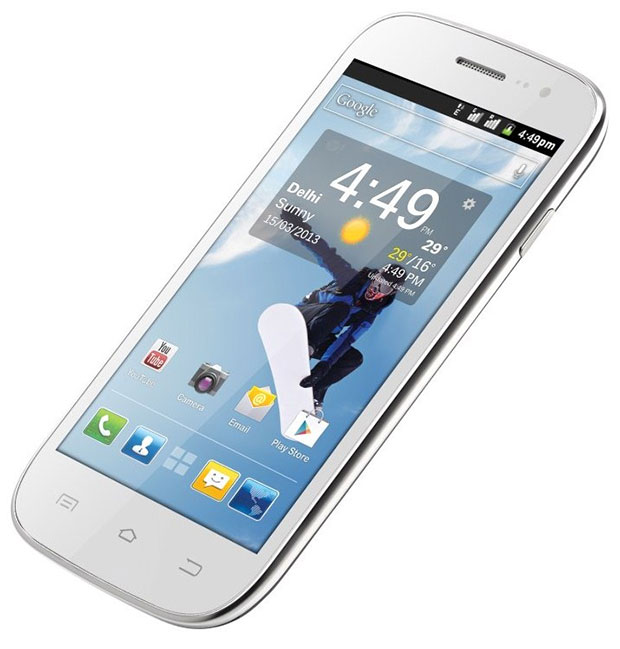 Spice Smart Ivory 2 Mobile Price In Nepal